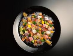 革新の日本料理を